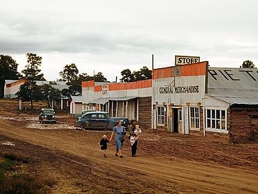 Main Street, Pie Town