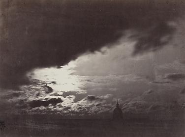 Cloud Study, Paris