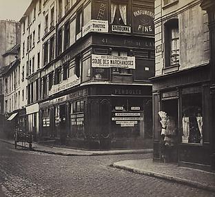 Coin de la Rue du Bac et de la rue Saint-Dominique (Corner of the rue du Bac and the rue Saint-Dominique)