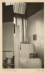 Mondrian's Studio, Paris