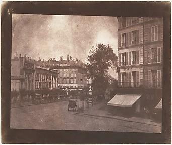 The Boulevards at Paris