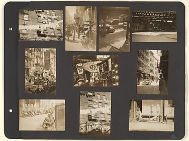 [Album page: New York City]