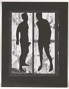 [Two Men in Silhouette]