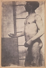 [Standing Male Nude]