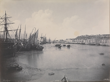Boats at Low Tide, Boulogne