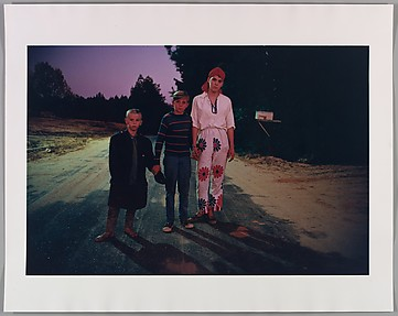 Untitled (Outskirts of Morton, Mississippi, Halloween)