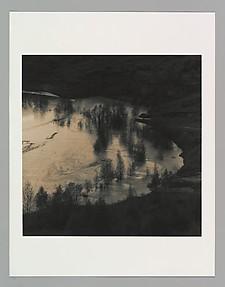 Effluent Holding Pond, Chemópetrol Mines, Bohemia
