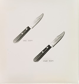 Dull Knife/Sharp Knife