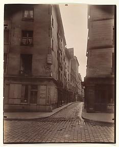 Rue Laplace and Rue Valette, Paris