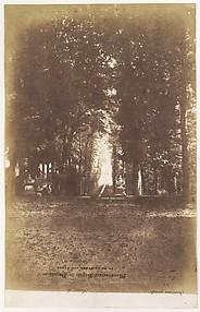 [Gardens of the Chàteau de Saint-Cloud]