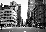 Broadway at 22nd Street, Flatiron District, New York