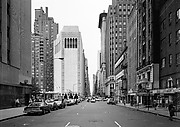 58th Street at 7th Avenue, Midtown, New York
