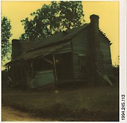 [Ramshackle House, Hale County, Alabama]