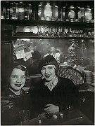 Prostitutes in a Bar, Boulevard Rochechavart, Montmartre