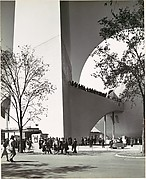 [1939 New York World's Fair, Entrance to Perisphere]
