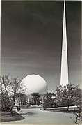 Trylon and Perisphere, New York World's Fair