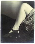 [Woman's Leg]