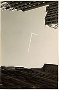 [Skywriting, New York City]