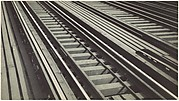 [Elevated Train Tracks, New York]