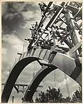 [Bridge Construction: Three Workmen]