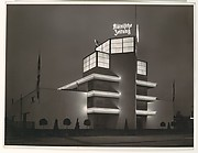 Ausstellungs-Gebäude der Kölnische Zeitung auf der Internationalen Presse-Ausstellung Köln