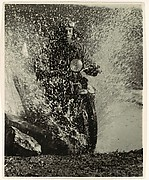 Motorcyclist, Budapest