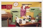 Purple Woman/Kitchen/Second View