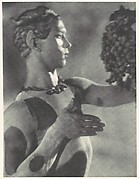 L'Après-midi d'un Faune - Nijinsky 1912