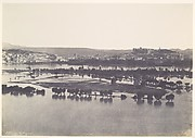 The Floods of 1856, Avignon