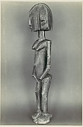 [Ancestral Figure (Profile), French Sudan]