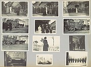 [Personal Travel Album Made by the Dowager Empress Maria Feoderovna Showing Events in the Daily Life of the Russian Imperial Family]