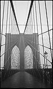 [Brooklyn Bridge, New York]