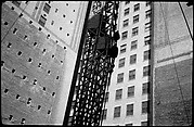 [Construction Site with Cranes, East 14th Street, New York]