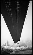 [Brooklyn Bridge, New York City]
