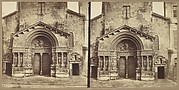 [Portal, Church of Saint-Trophime, Arles]