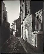 Rue St. Rustique, Montmartre