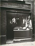 Boucherie, Rue Christine
