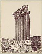The Temple of the Sun at Baalbec