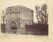 Gateway - Bury St. Edmond's
