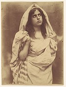 [Young Girl Wrapped in Cloth, Sicily, Italy]