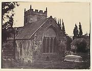 [St. Cyriac Church at Lacock Abbey]
