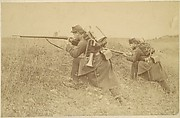 [Soldier with Rifle and Bugle]