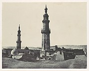 Haute-Égypte. Girgeh. Mosquèe d'Aly-Bey