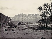 The Written Valley, Sinai
