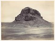 [Pyramid at Dahshûr]