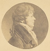[Mezzotint portrait of a Boy in Profile]