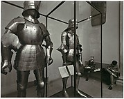 [Two Children in the Arms and Armor Gallery]