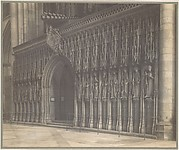 Organ Screen, York Minster