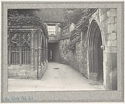 The Little Cloisters
