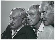 Jacques Lipchitz, Henry Moore, Marino Marini